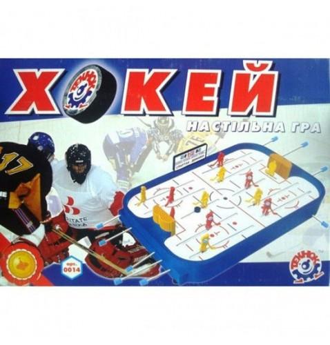 Настольная игра Хоккей Технок MTH-IGRAHOKKEY