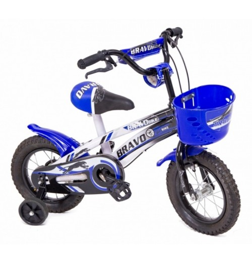 Детский двухколесный велосипед Profi 12 дюймов 12-TZ-1470