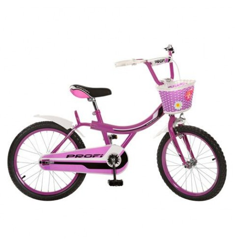 Велосипед двухколесный для девочки 20 дюймов Рrofi 20BX406-1