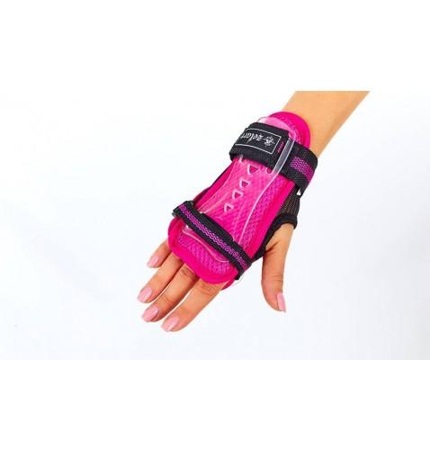 Защита детская спортивная наколенники, налокотникм, перчатки SK-4679P LUX