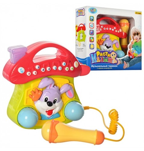 Игрушка Joy Toy «Музыкальный теремок»