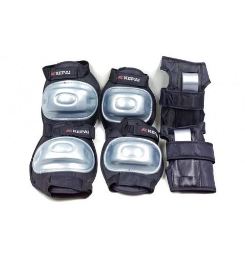 Детская защита наколенники, налокотникм, перчатки KEPAI LP-620