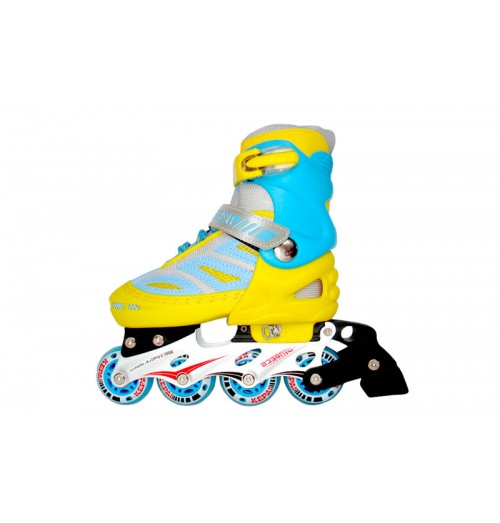 Детские роликовые коньки KEPAI SK-28002YB