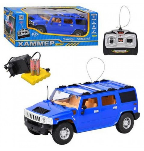 Радиоуправляемый джип Bambi 396-20