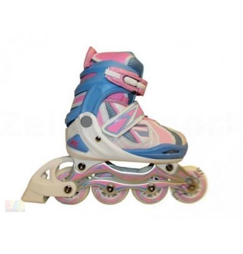 Детские роликовые коньки KEPAI F1-V5-P