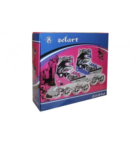 Детские роликовые коньки Zelart Z-098P