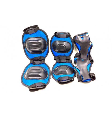 Защита детская (наколенники, налокотники, перчатки) ЕТ-1034 (р-р S 3-7лет)