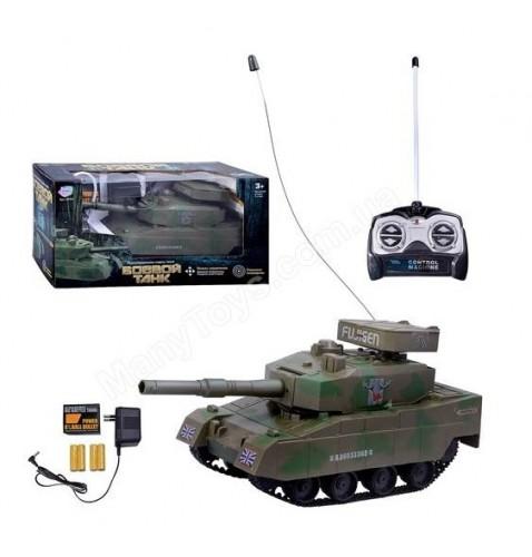 Радиоуправляемый танк 9344