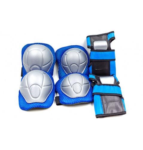 Защита детская (наколенники, налокотники, перчатки) KEPAI LP-303B (р-р L 13-15 лет)