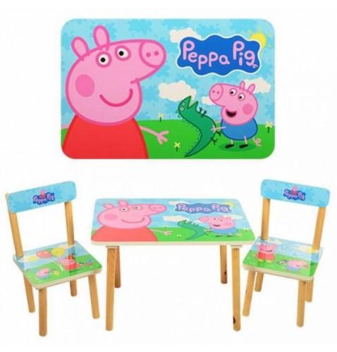 Столик 501-13 «Свинка Пеппа»