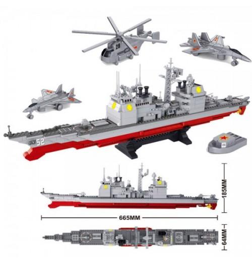 Конструктор SLUBAN M38-B0389 «Крейсер»