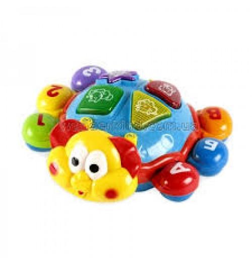 Музыкальная игрушка Joy Toy «Добрый жук» MMT-JT-7013