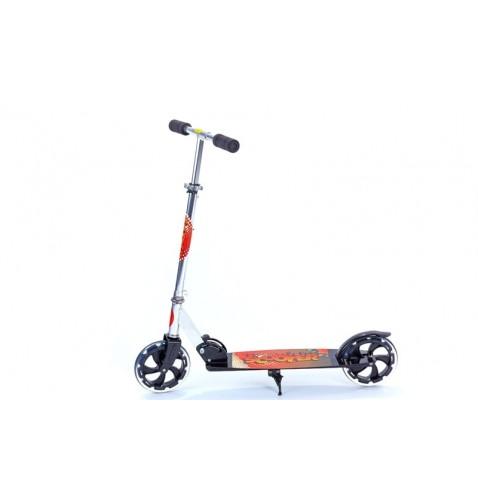 Самокат для взрослых двухколесный складной CA-200