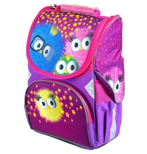 Школьный рюкзак «Пушистики»
