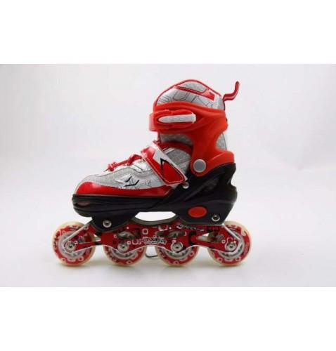 Детские роликовые коньки Power Sport Red