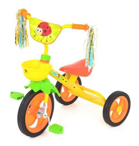 Велосипед трехколесный Bambi M 1657