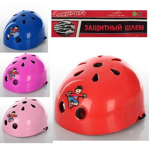 Детский защитный шлем MS 1015