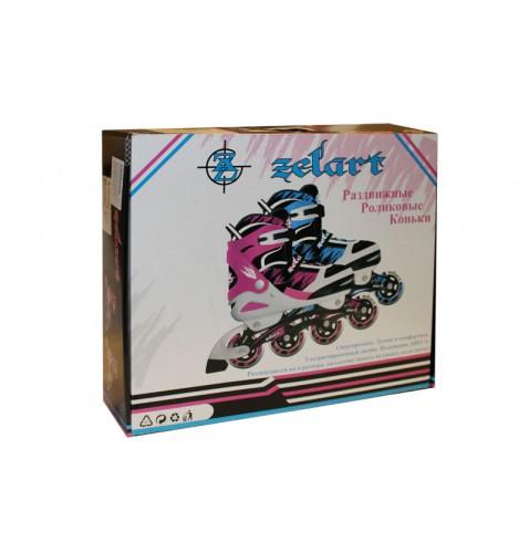 Детские ролики раздвижные Zelart Z-600B