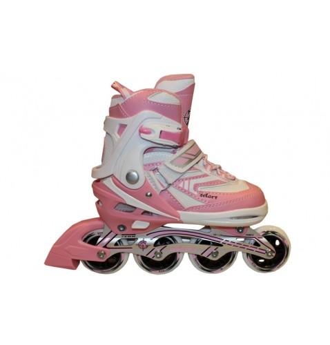Детские роликовые коньки Zelart LUX Z-5102PL