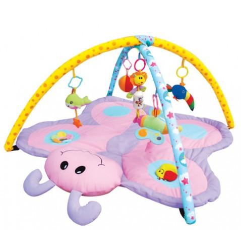 Детский игровой коврик «Бабочка» MMT-898-11B
