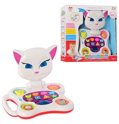 Музыкально-обучающая игра «Кот Том» MMT-SY75