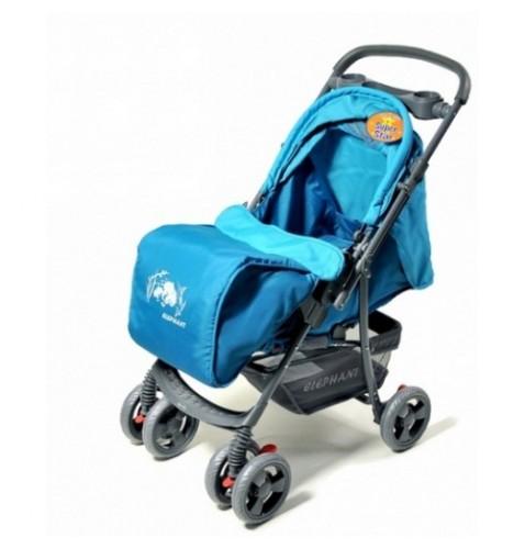 Коляска прогулочная TILLY Elephant BT-WS-0001 BLUE