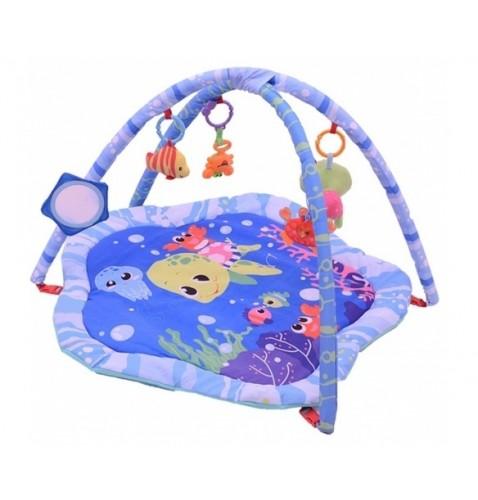 Детский игровой коврик «Подводный мир» MMT-M1577