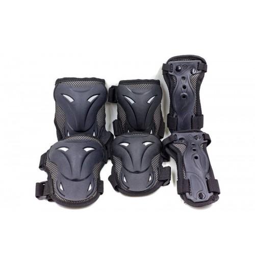 Защита детская спортивная наколенники, налокотникм, перчатки KEPAI LP-630