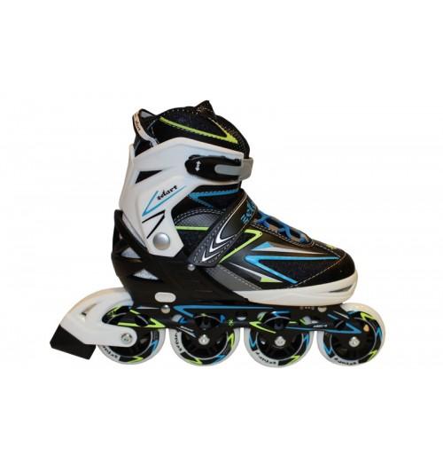 Детские роликовые коньки Zelart PERFECTION Z-9002BY