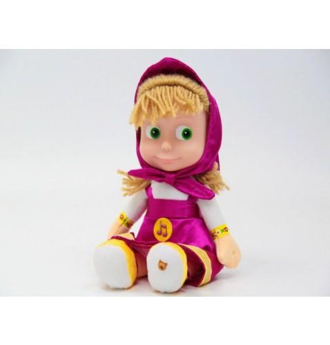 Мягкая игрушка музыкальная Маша 99022