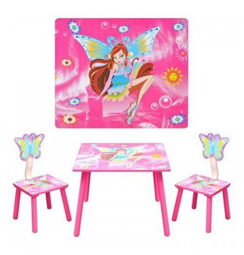 Детский столик Winx MMT-D11551 (Bambi)
