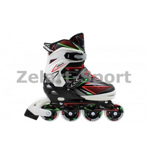 Детские ролики Zelart Z-9002RG PERFECTION