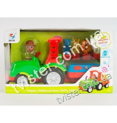 Игрушка «Машина фермера» ZhoryaMMT-ZH-ZY6604A
