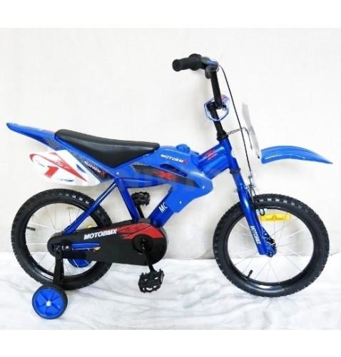Детский велосипед двухколесный 16д. 141608-B