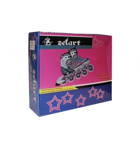 Детские роликовые коньки Zelart Z-803P